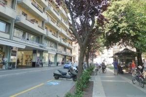 Rimini Luigi Ferrari square