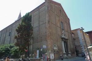 Rimini San Giovanni Evangelista church