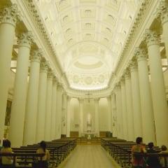 Basilica Del Santo Marino inside