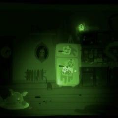 Bulb Boy Nintendo Switch Donnie Darko reference