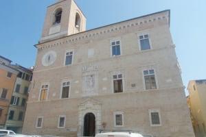 Jesi beautiful Palazzo della Signoria