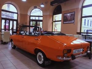 Lactobar Dacia Auto