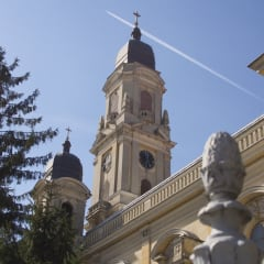 Oradea church Holy Spirit exterior