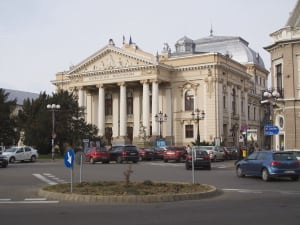 Oradea theatre Regina Maria