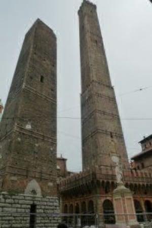 Bologna Asinelli Garisenda towers