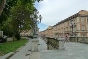 Bologna della Montagnola park