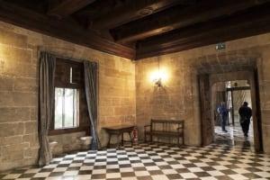 La Lonja de la Seda Hallway