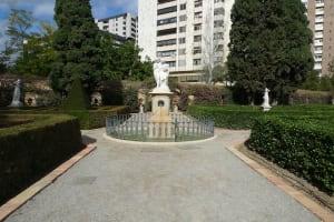 Jardines de Monforte centre
