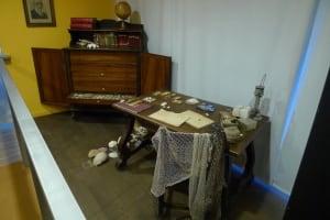 Jardines de Monforte work desk