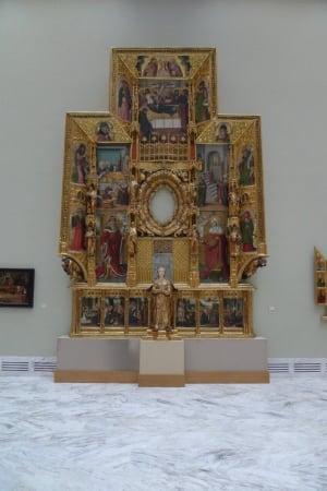 Museo de Bellas Artes sacred image