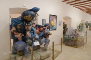Museo Fallero police
