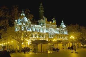 Plaza del Ayuntamiento post office