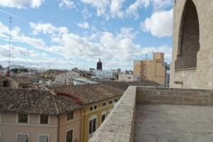 Torres de Serranos first floor