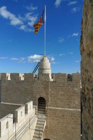Torres de Serranos Flag