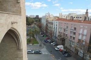 Torres de Serranos street view
