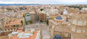 Valencia: The first city we have visited in Spain (I)