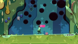 TumbleSeed enemies hide in holes