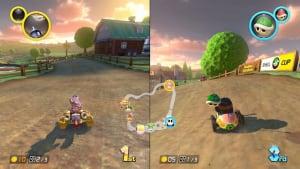 Mario Kart 8 Deluxe 2-player