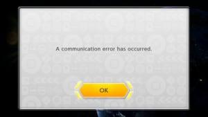 Mario Kart 8 Deluxe for Nintendo Switch communication error