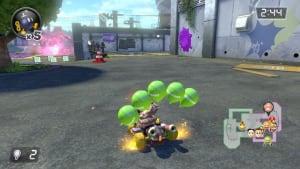 Mario Kart 8 Deluxe revamped Battle Mode