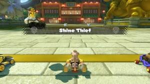 Mario Kart 8 Deluxe Shine Thief