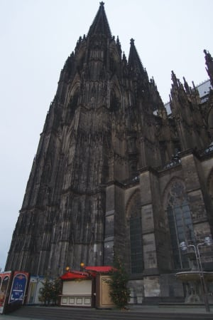 Cologne Cathedral outside
