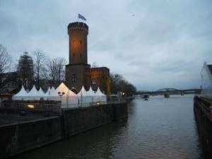 Tower Malakoff Cologne
