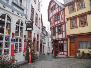 Half-timbered houses Limburg an der Lahn