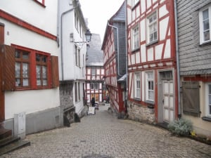 Wandering around Limburg an der Lahn