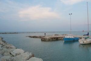 Viserbella small port